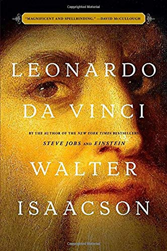The best books on High Performance Psychology - Leonardo da Vinci by Walter Isaacson