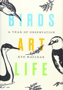 Fresh Voices in Nature Writing - Birds Art Life: A Year of Observation by Kyo Maclear