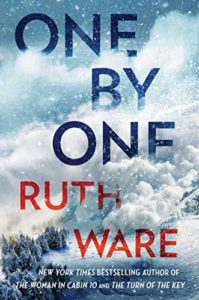 Best Crime Fiction of 2020 - One by One by Ruth Ware