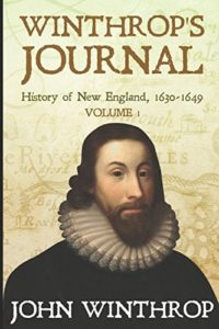 The best books on Boston - The Journal of John Winthrop by John Winthrop
