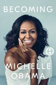 The best books on Celebrity - Becoming by Michelle Obama