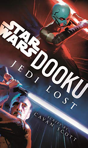 Dooku: Jedi Lost (Star Wars) by Cavan Scott