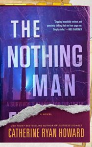 The Best of Contemporary Irish Fiction - The Nothing Man by Catherine Ryan Howard