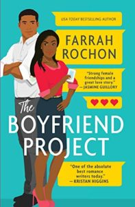The Best Romance Books of 2020 - The Boyfriend Project by Farrah Rochon