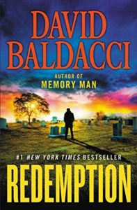 The Best Mystery Books - Redemption by David Baldacci