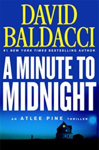 The Best Mystery Books - A Minute to Midnight by David Baldacci