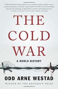 The best books on The Cold War - The Cold War: A World History by Odd Arne Westad