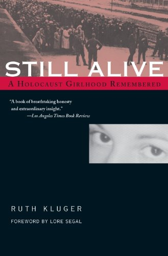 Still Alive: A Holocaust Girlhood Remembered by Ruth Kluger