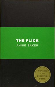 Very Short Books You Can Read In A Day - The Flick by Annie Baker