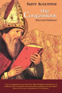 The best books on Atheism - The Confessions by Augustine (translated by Maria Boulding)