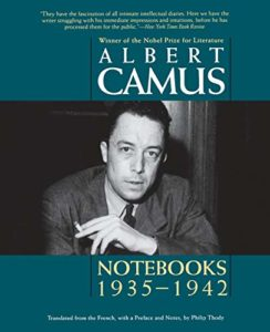 The Best Books by Albert Camus - Notebooks 1935-1942: Volume 1 by Albert Camus