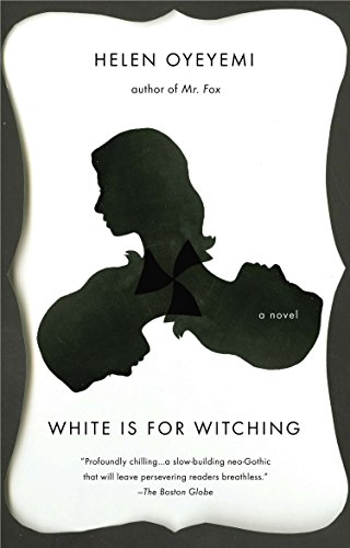 Daisy Johnson on Books That Influenced Her - White is for Witching by Helen Oyeyemi