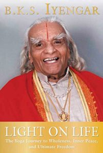 The best books on Yoga - Light on Life by B K S Iyengar