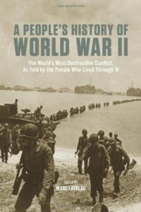 The Best Nonfiction Books for Teens - A People's History of World War II by Marc Favreau