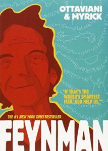 Feynman by Jim Ottaviani & Leland Myrick