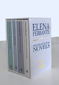 The Best Elena Ferrante Books - My Brilliant Friend: The Neapolitan Quartet by Elena Ferrante