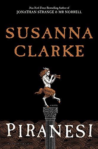 Piranesi by Susanna Clarke and Chiwetel Ejiofor (narrator)