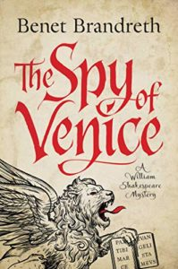 Favourite Theatre Books - The Spy of Venice by Benet Brandreth
