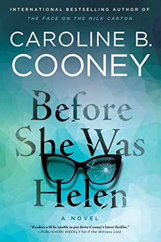 Before She Was Helen by Caroline Cooney