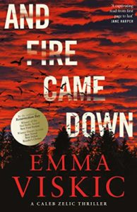 The Best Australian Crime Fiction - And Fire Came Down by Emma Viskic