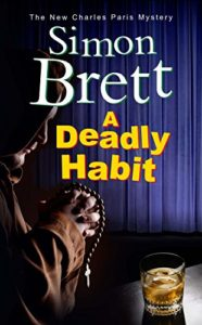 A Deadly Habit: A theatrical mystery by Simon Brett