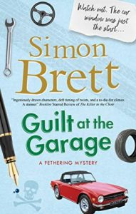 Best Crime Fiction of 2020 - Guilt at the Garage by Simon Brett