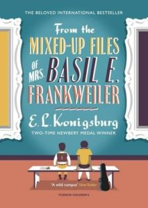 The best books on Kid Detectives - From The Mixed-Up Files of Mrs Basil E. Frankweiler by E L Konigsburg