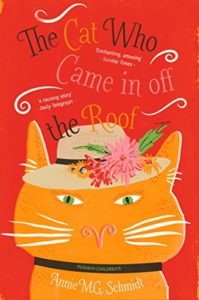 The Best Kids' Books in Translation - The Cat Who Came in off the Roof by Annie M.G. Schmidt & David Colmer (translator)