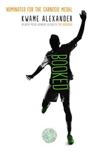 Best Football Books for Kids and Young Adults - Booked by Kwame Alexander