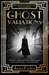 The best books on Beethoven - Ghost Variations: The Strangest Detective Story in Music by Jessica Duchen