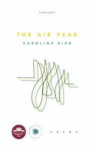 The Best Poetry Books of 2020 - The Air Year by Caroline Bird