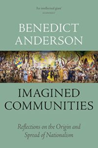 The Best Books on the Hong Kong Protests - Imagined Communities by Benedict Anderson