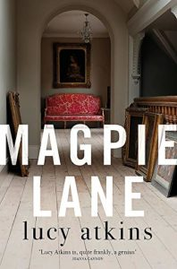 Best Crime Fiction of 2020 - Magpie Lane by Lucy Atkins
