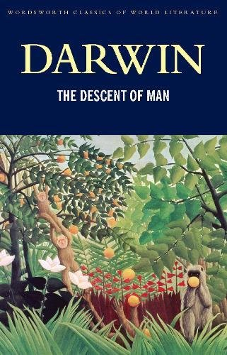 The Best Books for Growing up in the Anthropocene - The Descent of Man by Charles Darwin