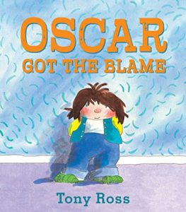 Klaus Flugge on Five of his Favourite Books - Oscar Got The Blame by Tony Ross