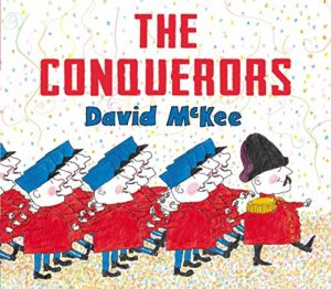 Favourite Kids' Books - The Conquerors by David McKee