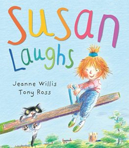 Klaus Flugge on Five of his Favourite Books - Susan Laughs by Jeanne Willis