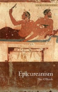 The best books on The Epicureans - Epicureanism by Tim O'Keefe
