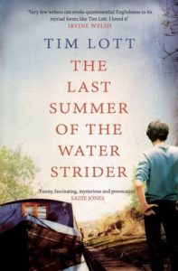 The best books on Brothers - The Last Summer of the Water Strider by Tim Lott