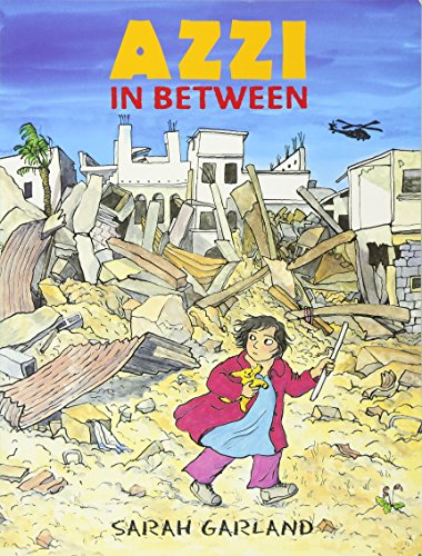 The best books on Courage and Kindness for Kids - Azzi in Between by Sarah Garland