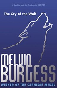 Klaus Flugge on Five of his Favourite Books - Cry of the Wolf by Melvin Burgess