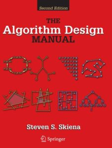 The best books on Computer Science for Data Scientists - The Algorithm Design Manual by Steven S. Skiena