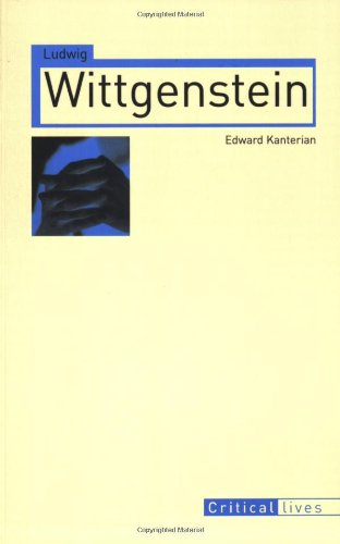 The best books on Wittgenstein - Ludwig Wittgenstein by Edward Kanterian