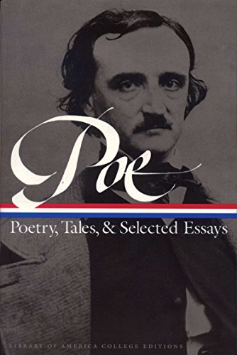 Poe: Poetry, Tales, and Selected Essays by Edgar Allan Poe