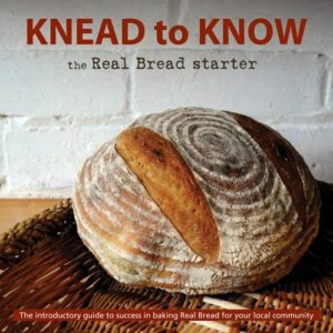 The best books on Baking Bread - Knead to Know: the Real Bread Starter by Chris Young & Real Bread Campaign