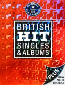 The best books on Rock and Roll - British Hit Singles and Albums ed. David Roberts