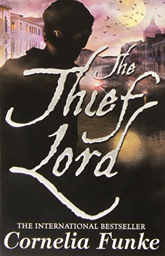 Cornelia Funke on Her Fairy Tales as Contemporary Fiction - The Thief Lord by Cornelia Funke