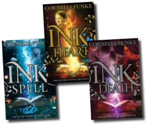 Fairy Tales as Contemporary Fiction for Kids - Inkheart Trilogy Collection by Cornelia Funke
