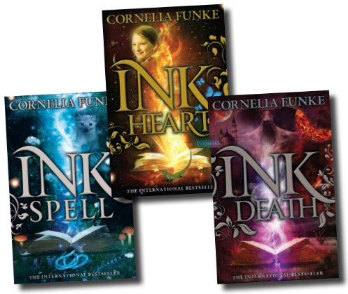 Cornelia Funke on Her Fairy Tales as Contemporary Fiction - Inkheart Trilogy Collection by Cornelia Funke