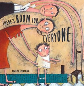 Books To Help Children Overcome Anxiety - There's Room For Everyone by Anahita Teymorian